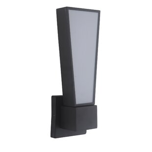 Latitude Run Staciee 1-Light LED Bath Sconce