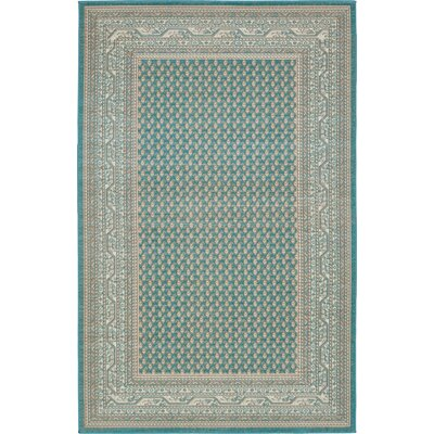 5 X 8 Teal Area Rugs You Ll Love In 2020 Wayfair