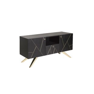 Santos 55 TV Stand by Everly Quinn