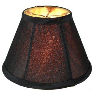 Classics Brass 6 Shantung Empire Lamp Shade