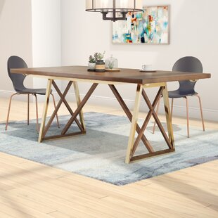 Langley Street Copper Canyon Extendable Dining Table