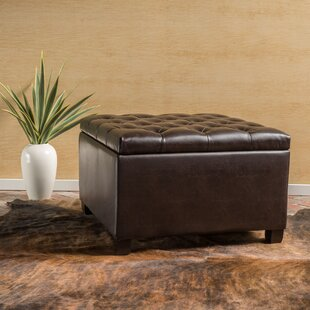 Obryan Storage Ottoman by Three Posts