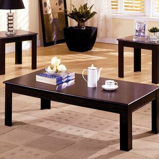 Laverton 3 Piece Coffee Table Set Winston Porter