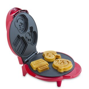 Snoopy and Charlie Waffle Maker