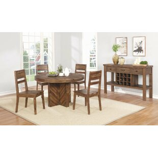 Bolick 3 Piece Dining Table Set