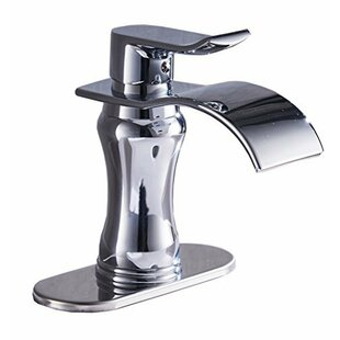 DFI Waterfall Lavatory Sink Single Hole Bathroom Faucet ByAquafaucet