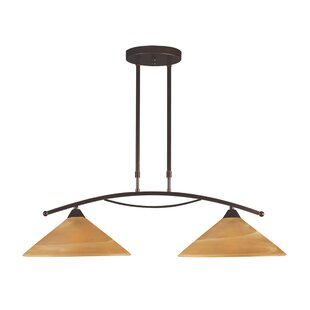 Birdsong 2-Light Pool Table Lights Pendant By Fleur De Lis Living
