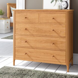 Brigance 5 Drawer Chest Of Drawers By Ophelia & Co.
