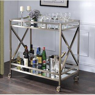 Poojari Bar Cart by Orren Ellis