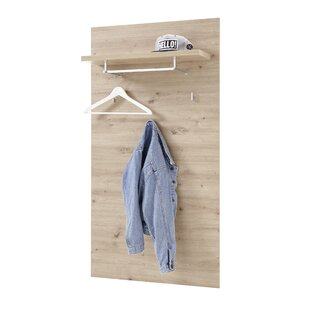 Brimbell Wall Mounted Coat Rack By Ebern Designs