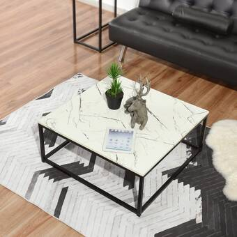 Brayden Studio Kimberlin 2 Piece Coffee Table Set Reviews Wayfair