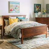 Butterworth Standard Solid Wood Configurable Bedroom Set by Foundry Select