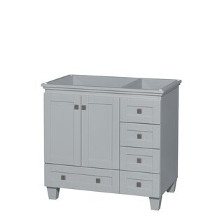 Acclaim 36 Single Bathroom Vanity Base Only by Wyndham Collection
