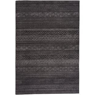 Channel Onyx Indoor/Outdoor Area Rug