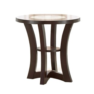 Rhinelander End Table by Red Barrel Studio