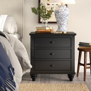 Gabrielo 3 Drawer Nightstand By Birch Lane™