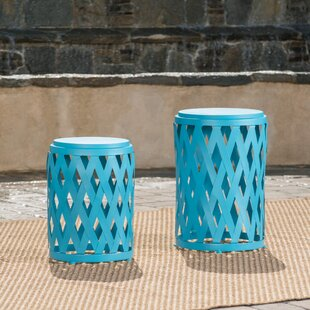 Wrought Studio Quinlan 2 Piece Nesting Tables