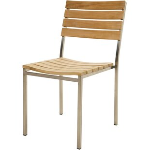 Millstone Stacking Dining Chair By Sol 72 Outdoor