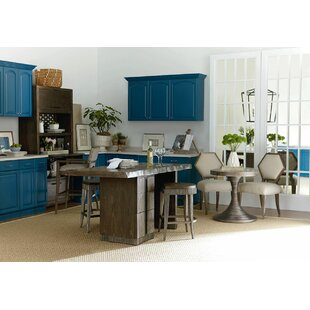 Hackney Kitchen Island Set by Gracie Oaks
