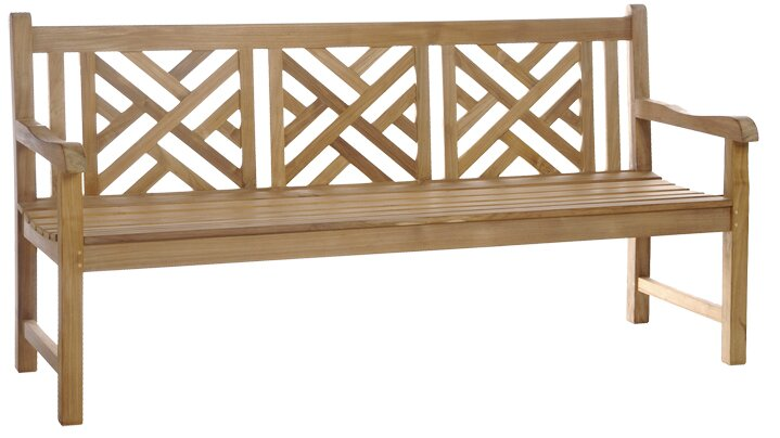 Good Amdt Teak Garden Bench