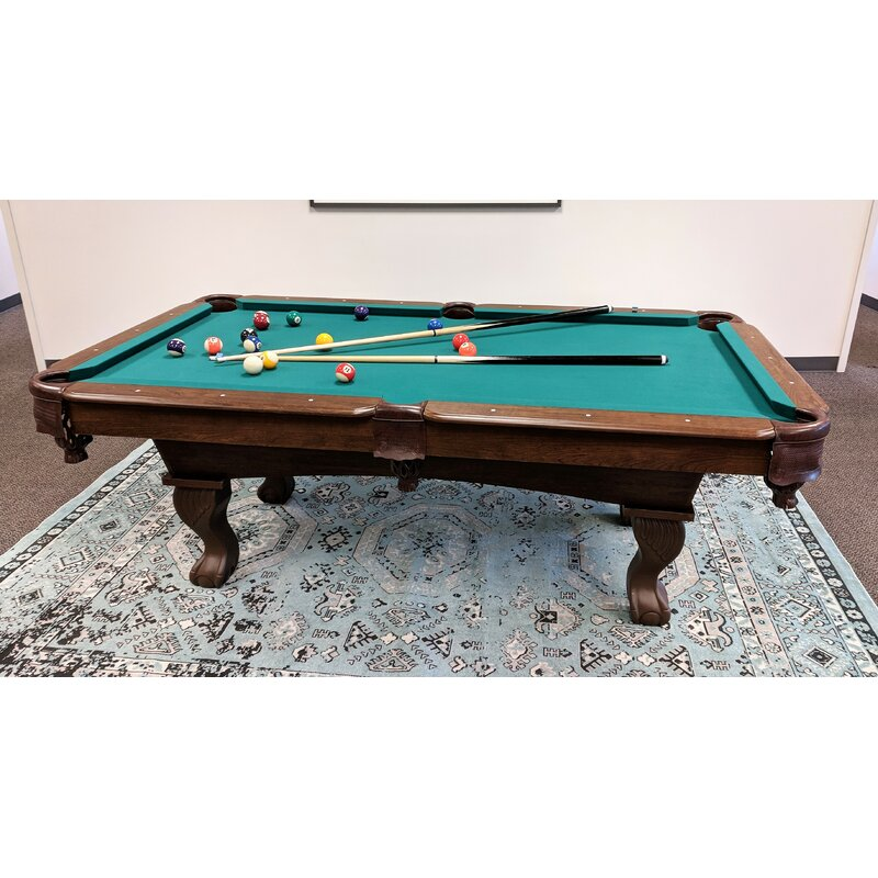 AirZone Play Classic Billiard Pool Table Reviews Wayfair - Classic billiard table