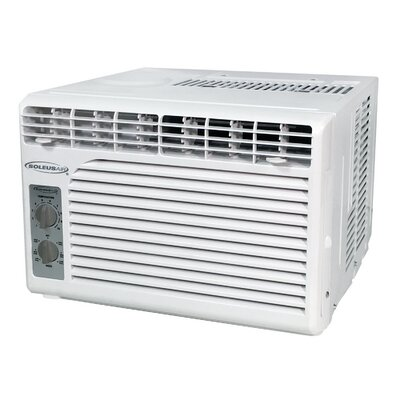 Soleus Air Soleus Air 5,000 Window Air Conditioner with Remote