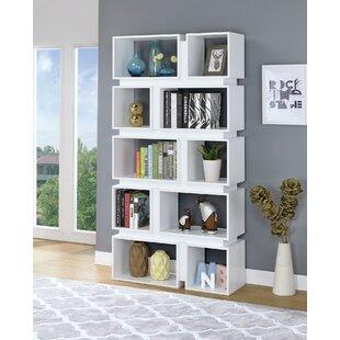 Nani Coaster Geometric Bookcase by Latitude Run