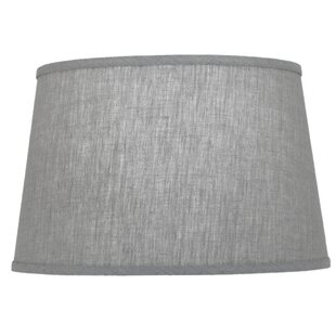17 Linen Empire Lamp Shade
