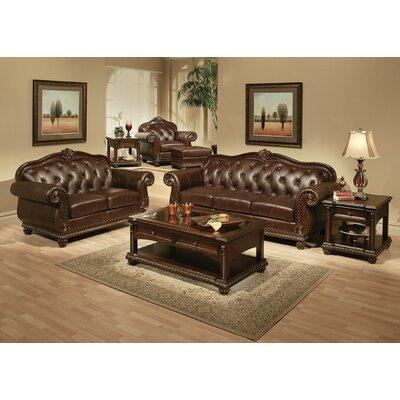 Remarkable Wentz Leather Tufted Ottoman Astoria Grand Theyellowbook Wood Chair Design Ideas Theyellowbookinfo