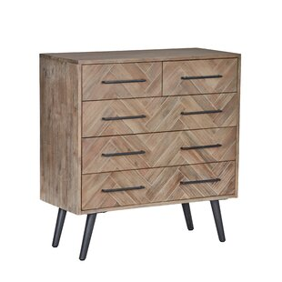 Compare Jamari 5 Drawer Dresser by George Oliver