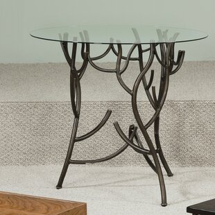 Concourse Twig End Table by Ivy Bronx