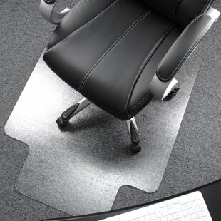 Cleartex Ultimat Chair Mat For Low To Medium Pile Carpets By Floortex