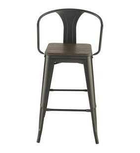 Morena 30 Bar Stool (Set of 2) Williston Forge