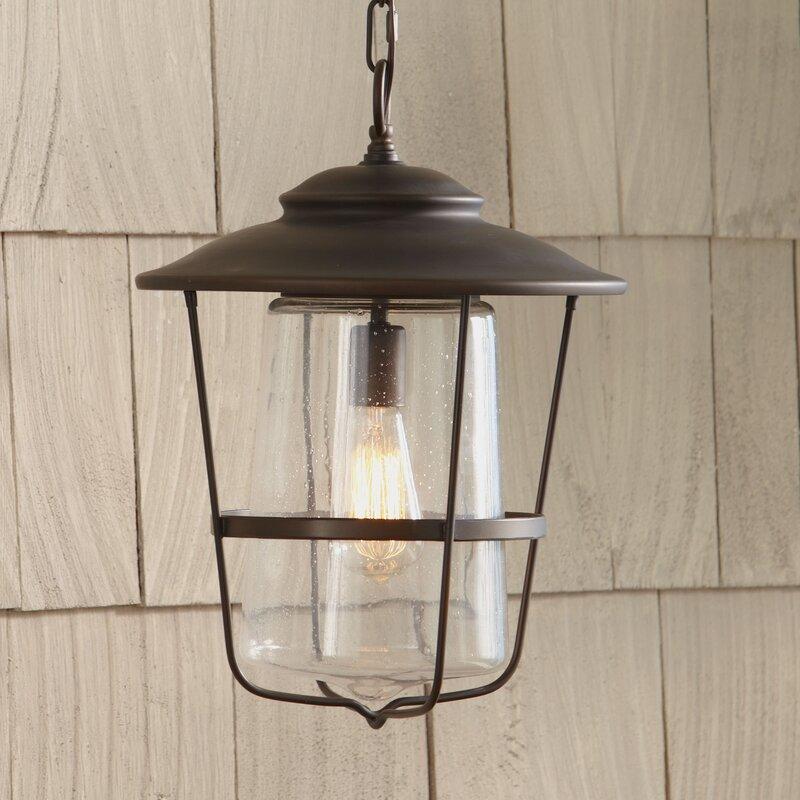 Birch lane remington 1 light outdoor hanging lantern reviews remington 1 light outdoor hanging lantern aloadofball Choice Image