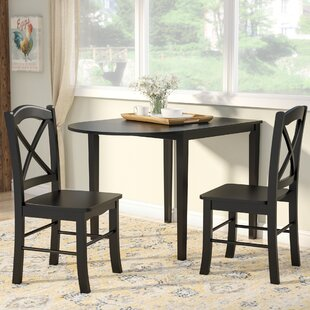 Castellon 3 Piece Dining Set by Charlton Home