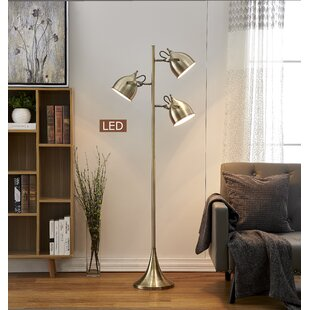 """Anneliese 64"""" LED Tree Floor Lamp"""
