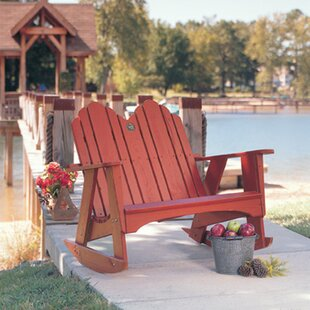 Uwharrie Chair Original Rocking Adirondack Chair