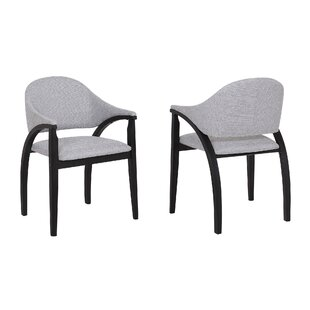 Braylee Upholstered Dining Chair (Set of ..