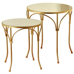 Aptos 2 Piece End Table Set