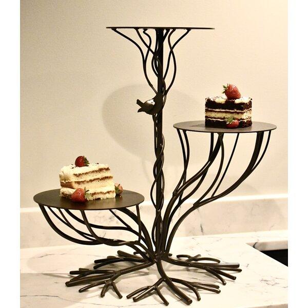 MDF Wooden Cake Wood Round Board Display Base Stand Wedding