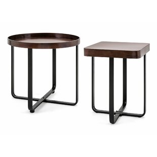 Millgrove 2 Piece Coffee Table Set