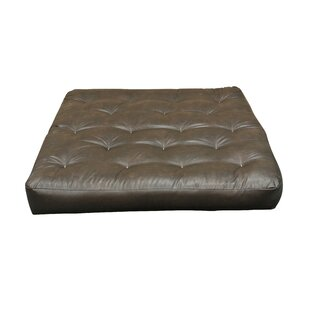 6 Cotton Loveseat Size Futon Mattress by Gold Bond
