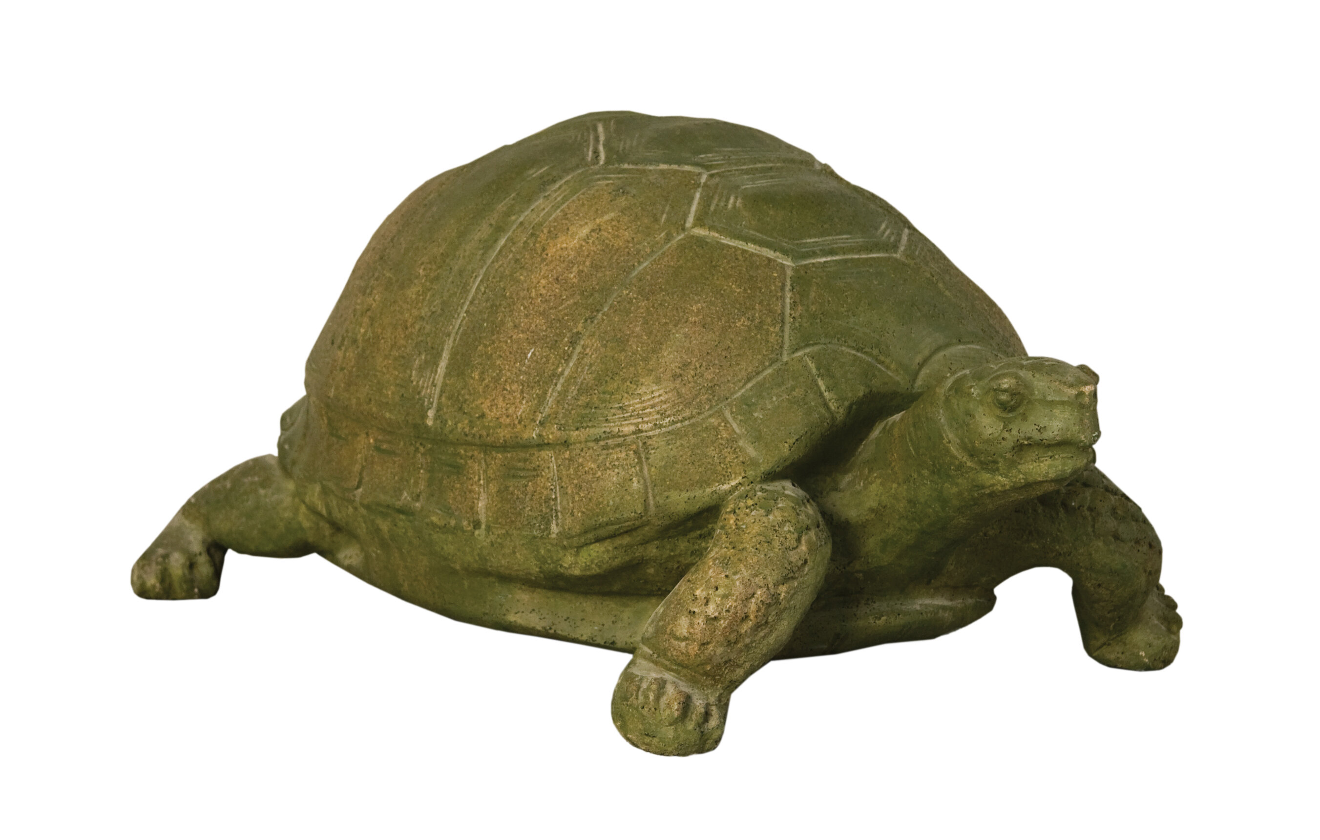 OrlandiStatuary Animals Big Realistic Turtle Statue & Reviews   Wayfair