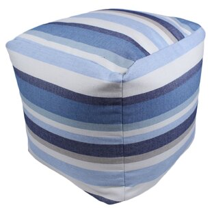 Rosecliff Heights Riverland Pouf Ottoman
