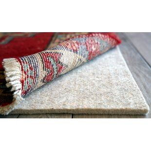 rug pads you'll love | wayfair Area Rug Pad
