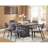 Medau 7 Piece Dining Set by Breakwater Bay