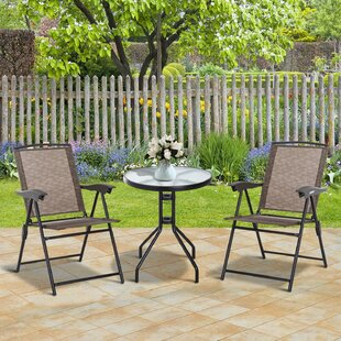 Persimmon 2 Seater Bistro Set By Sol 72 Outdoor
