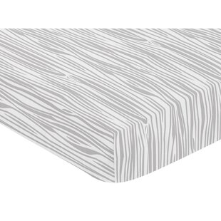 Price Check Rustic Patch Fitted Crib Sheet BySweet Jojo Designs