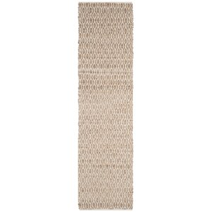 Zap Hand-Woven Natural Area Rug