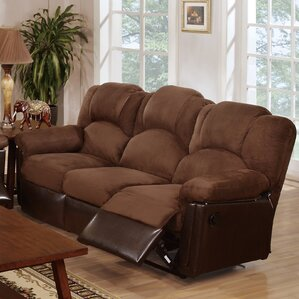 Ethan Reclining Sofa by In..
